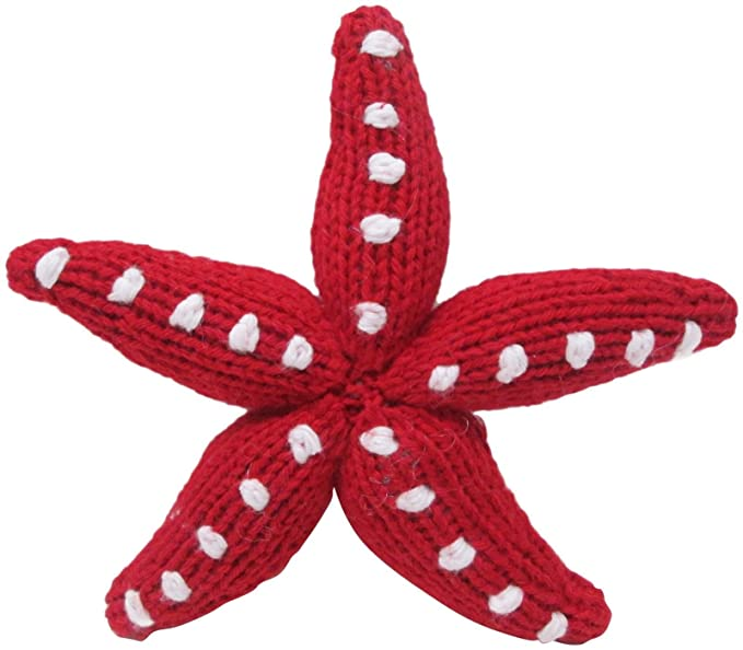 Estella Starfish Rattle RTL-SFISH