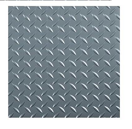 Raceday 95 Mil Diamondtread Self Adhesive Diamond Garage Floor Tile