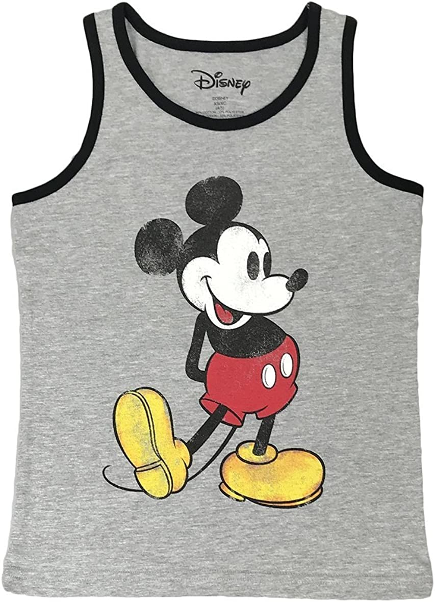 Disney Boys Mickey Mouse Classic Tank Top