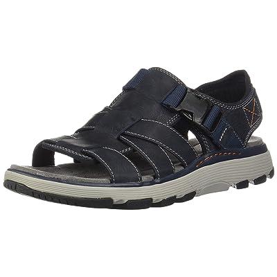 CLARKS Mens UnTrek Cove   Sport Sandals & Slides