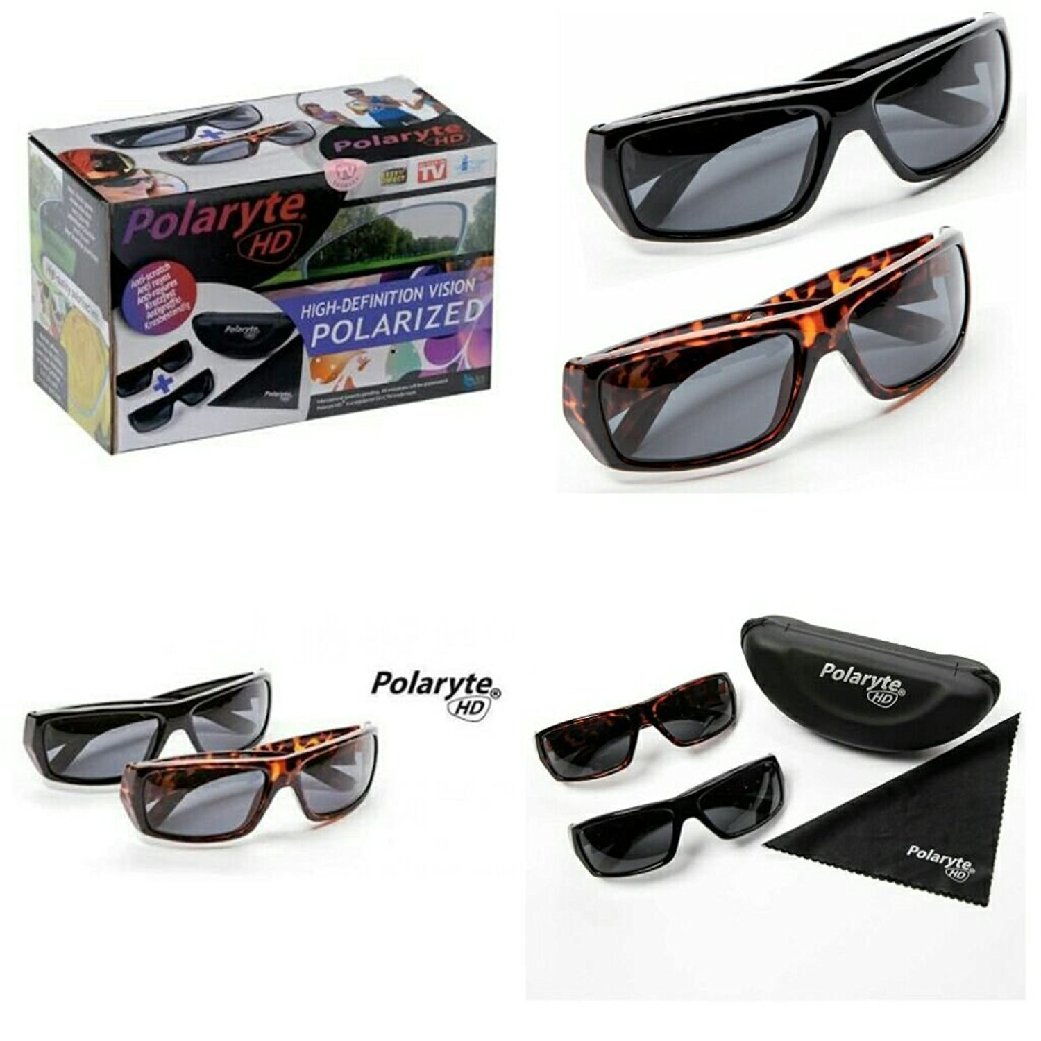 df76a08416b HD Polarized Sunglasses for Men and Women