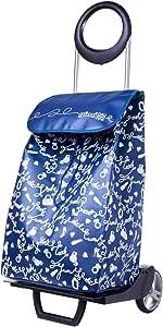 Gimi Shopping Market Trolley Easy Go (Blue)
