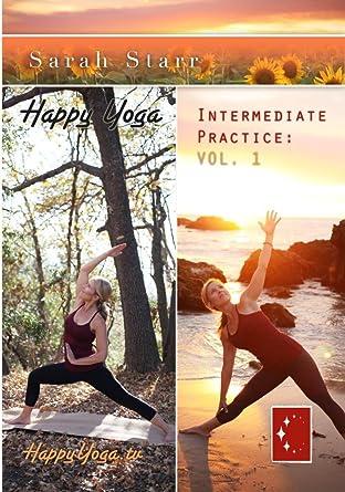 Amazon.com: Happy Yoga with Sarah Starr | Intermediate ...