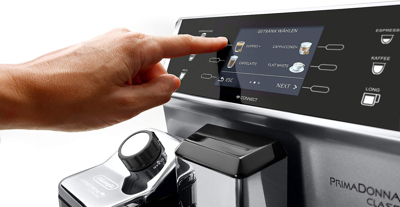 Touchscreen & App-Steuerung