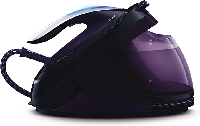 Philips GC9650/80 PerfectCare Elite Silence Steam Generator Iron - OptimalTemp Technology