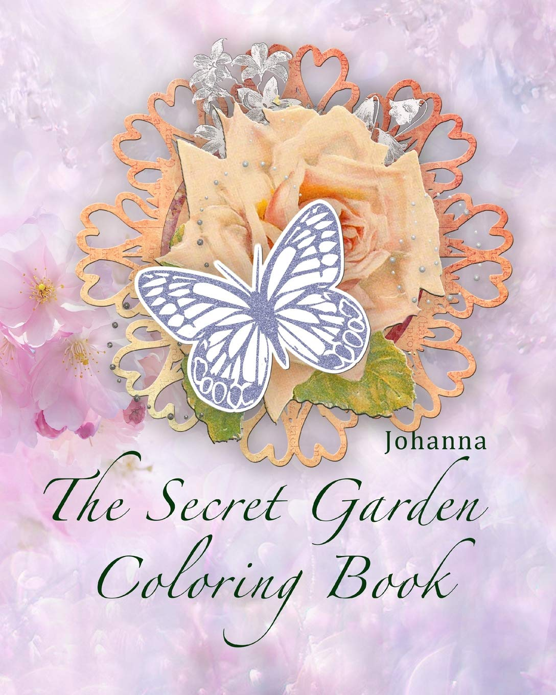Amazon.com: The Secret Garden Coloring Book (9781731087027): Johanna ...