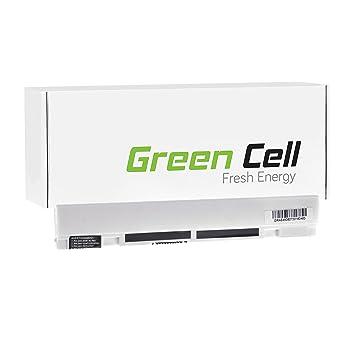 Green cell® Batería para Asus Eee PC X101 ordenador PC portátil blanco blanco Standard - Green Cell Cellules 2200 mAh: Amazon.es: Informática