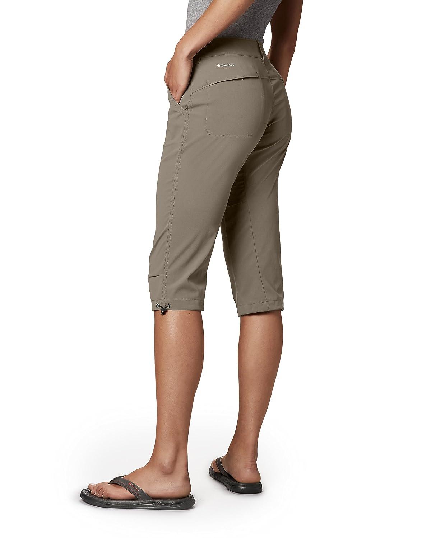 Water /& Stain Resistant Columbia Womens Saturday Trail II Knee Pant