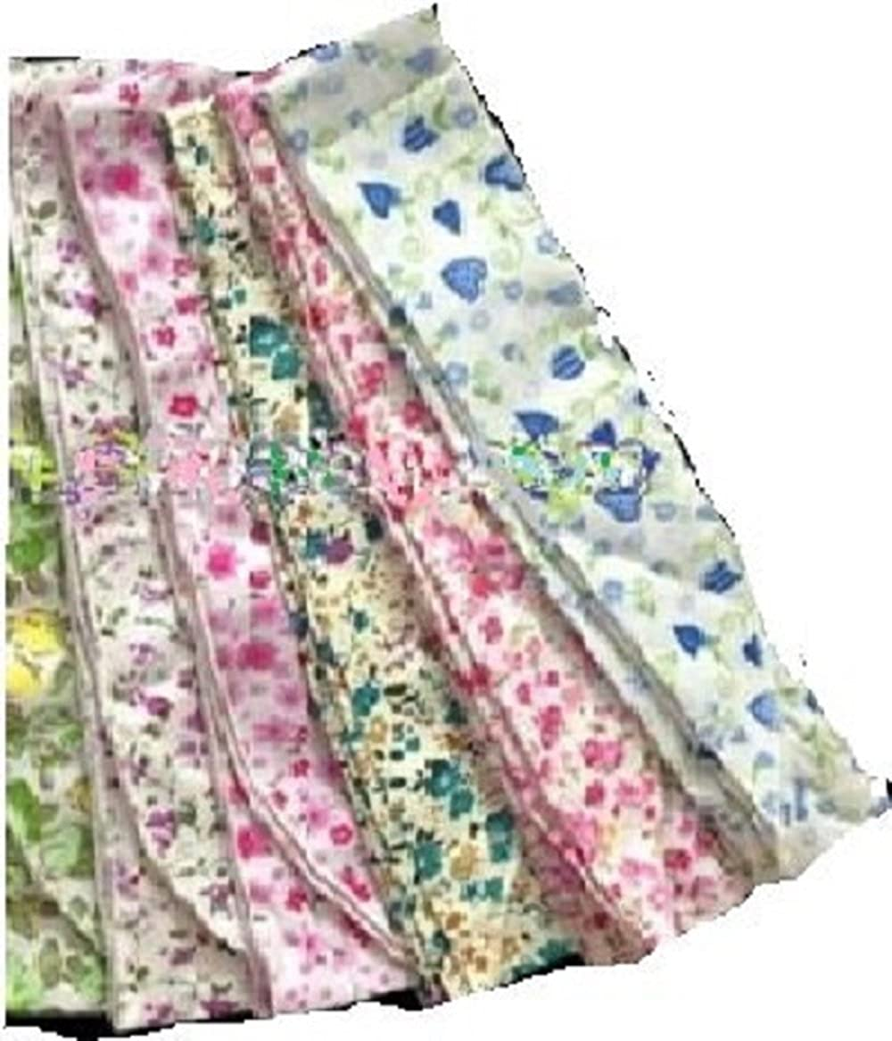 Jelly BeadZ Cooling Neck Scarf Bandana -Assorted Flower Patterns