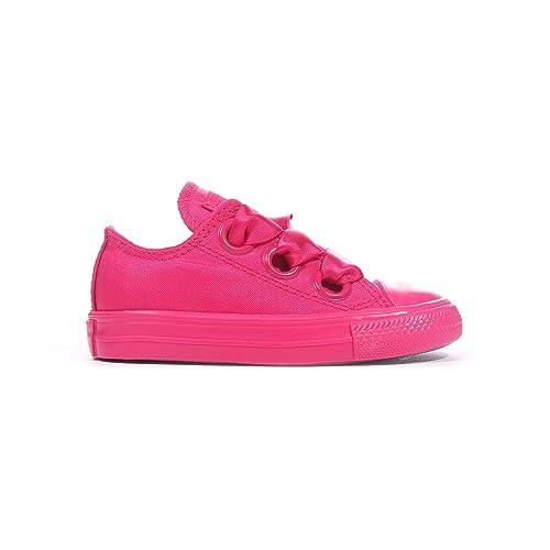 Converse CTAS Big Eyelets, Zapatillas de Estar por casa Unisex bebé: Amazon.es: Zapatos y complementos