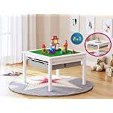 Utex  In  Kids Construction Play Lego Table