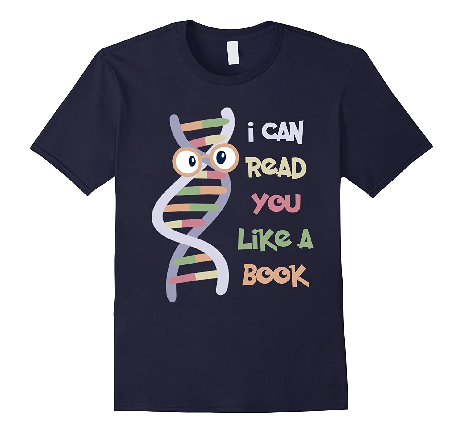 I Can Read You Like A Book T-Shirt-CL