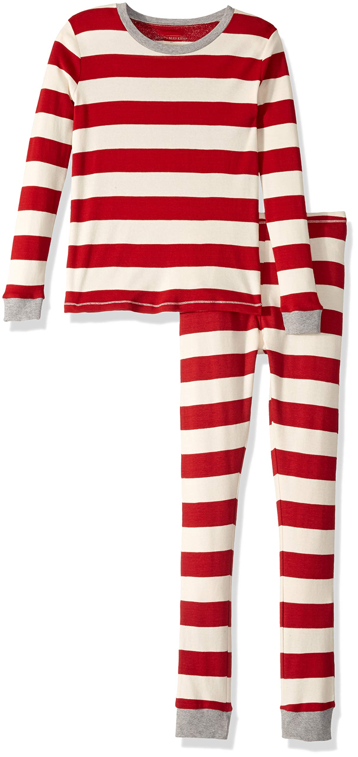 351d84b285d4 Burt's Bees Baby Unisex Big Holiday Pajamas, 2-Piece PJ Sets, 100 ...