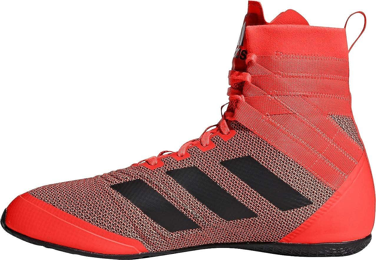 adidas Speedex 18 Chaussures de Boxe Homme Rouge Chaussures ...