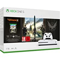 Microsoft Xbox One S 1 Tb With Division 2 - White (Xbox One)