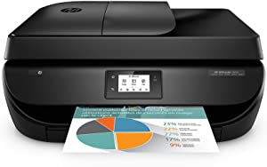 HP OJ4650/F1J03A#B1H/F1J03A#B1H OfficeJet 4650 All-in-One Printer - Recertified(Renewed)