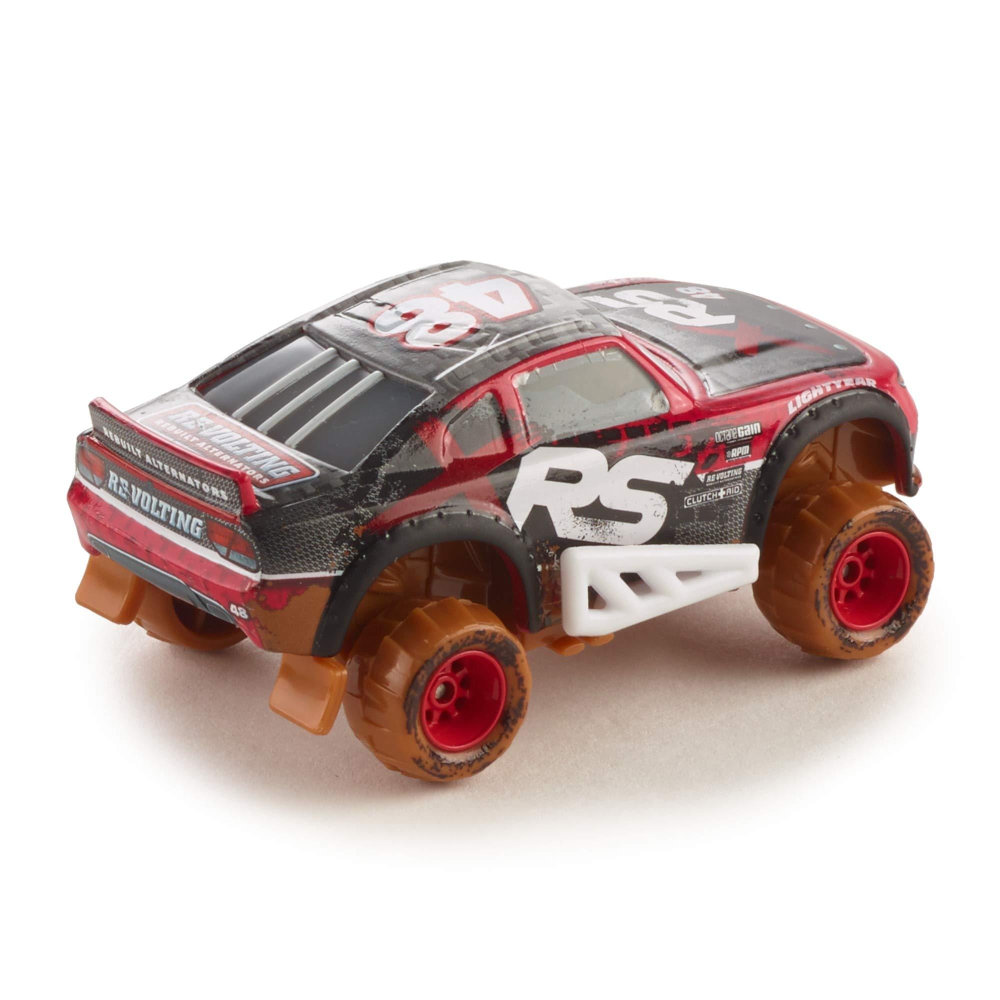 Disney/Pixar Cars XRS Mud Racing Revolting