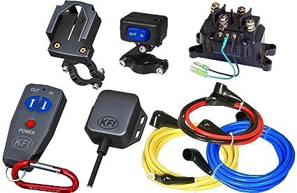 amazon com kfi products atv wruk winch wireless remote control rh amazon com