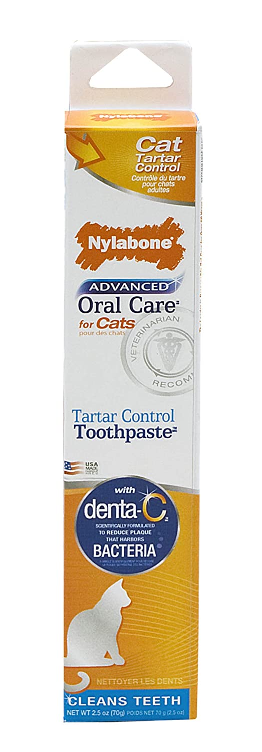 Advanced Oral Care Dental Care Toothpaste Cat Nylabone NPD902P