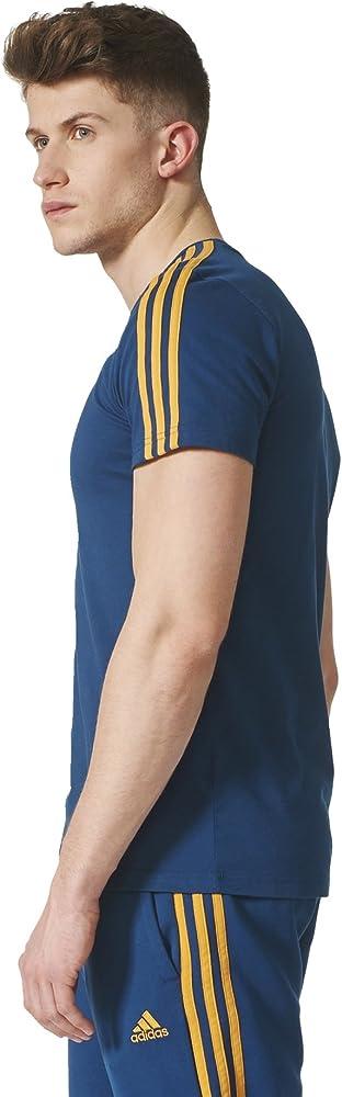 adidas Juve 3S Camiseta Juventus de Turín, Hombre, Azul (azunoc ...