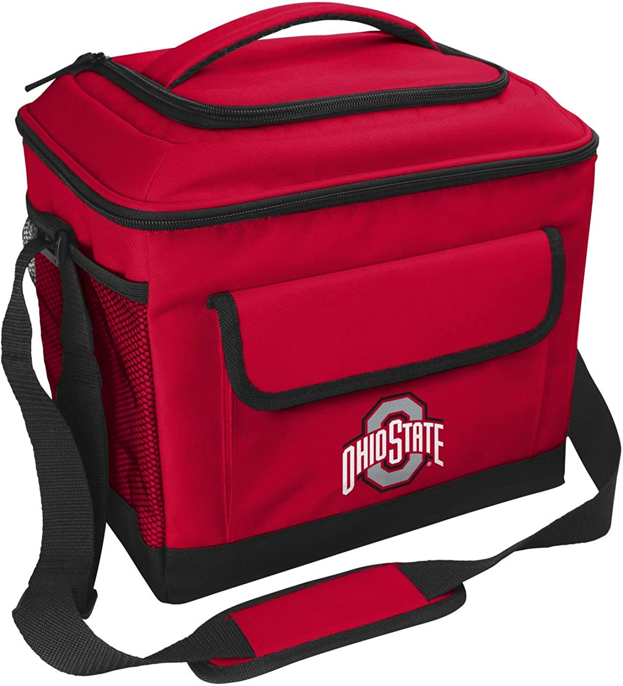 Rawlings NCAA unisex-adult Rawlings NCAA Soft-Sided Insulated Cooler, 24-Can Capacity (Multiple Team Options)