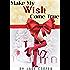 Make My Wish Come True; A Christmas Romance