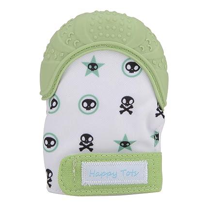 Amazon.com: Perfecto regalo de ducha verde bebé dentición ...