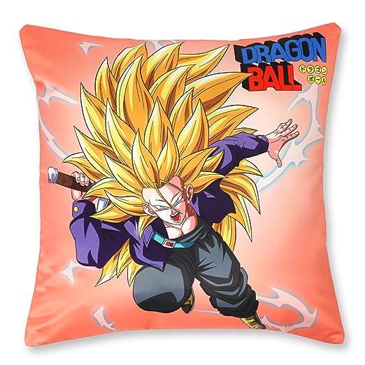 CoolChange Funda de cojín de Dragon Ball 50x50cm