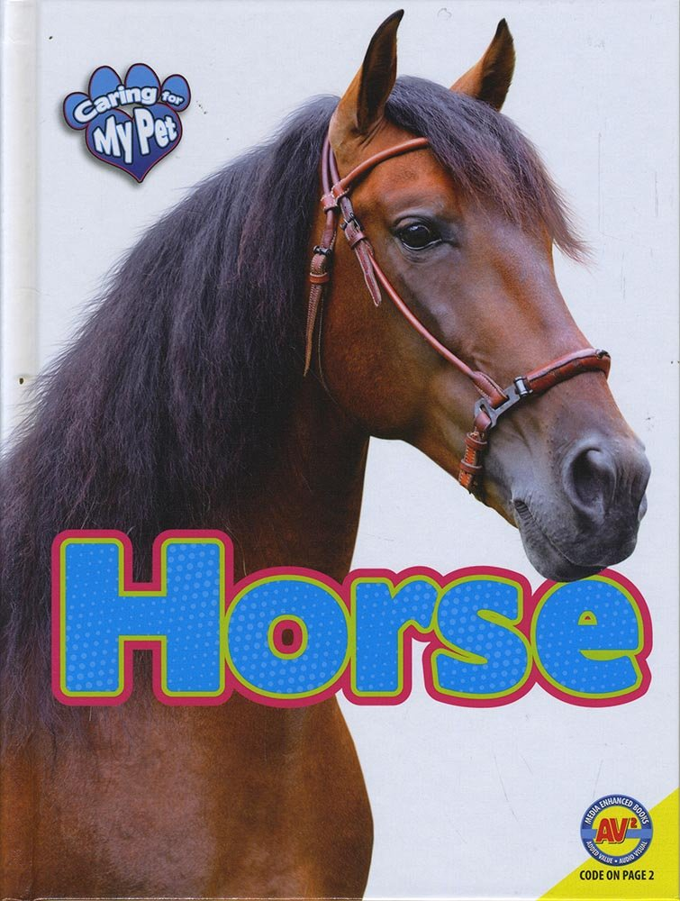 Horse (Caring for My Pet) ebook