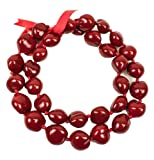 """Amazon Price History for:Barbra Collection Graduation Ceremony Kukui Nut Lei Hand Painted Necklace 32"""" used for DIY Money Leis"""