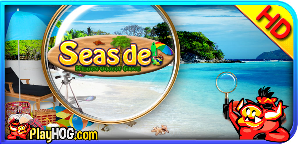 Seaside - Find Hidden Object Game [Download]