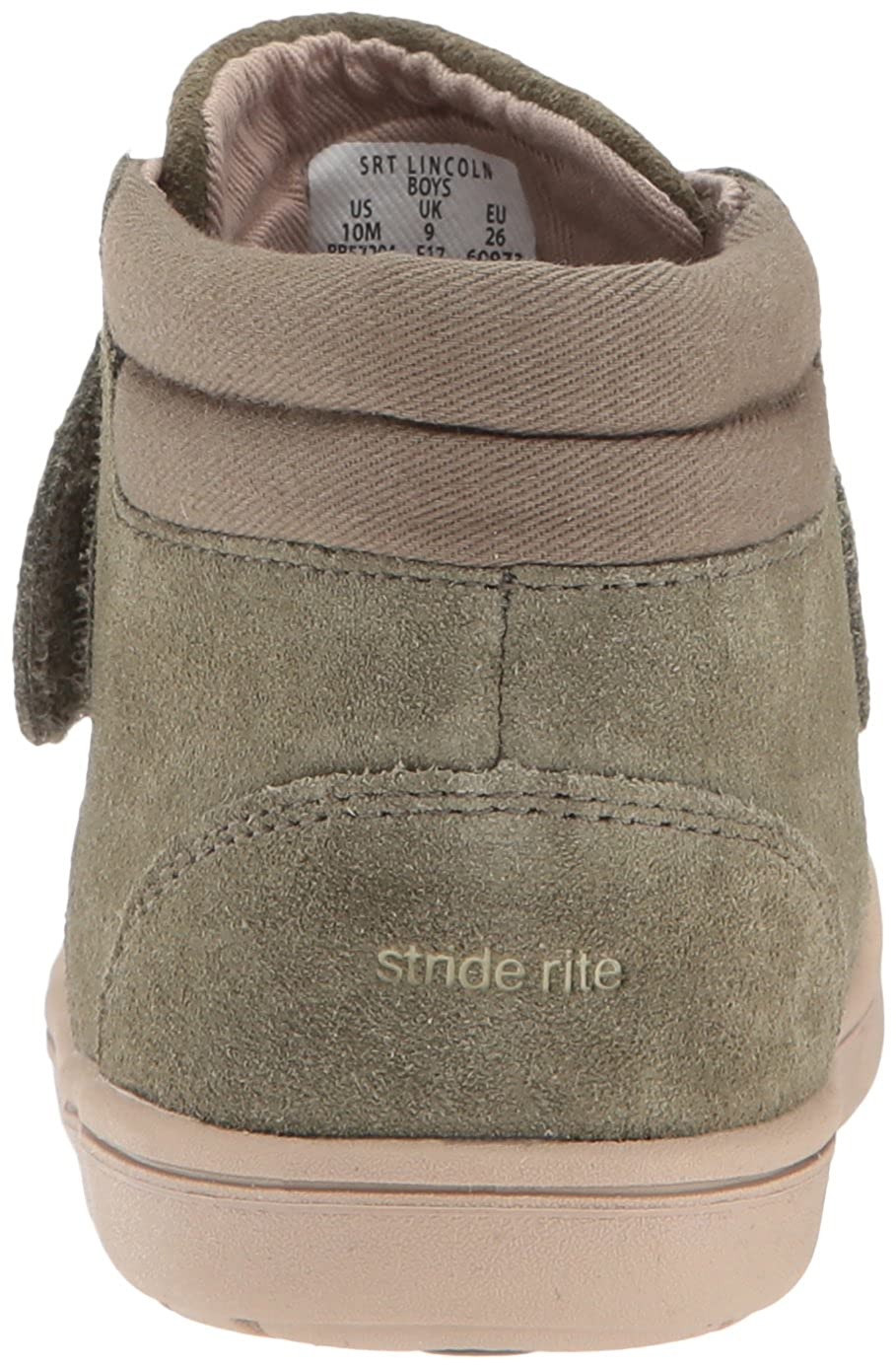 Stride Rite Kids SRTech Lincoln Ankle Boot