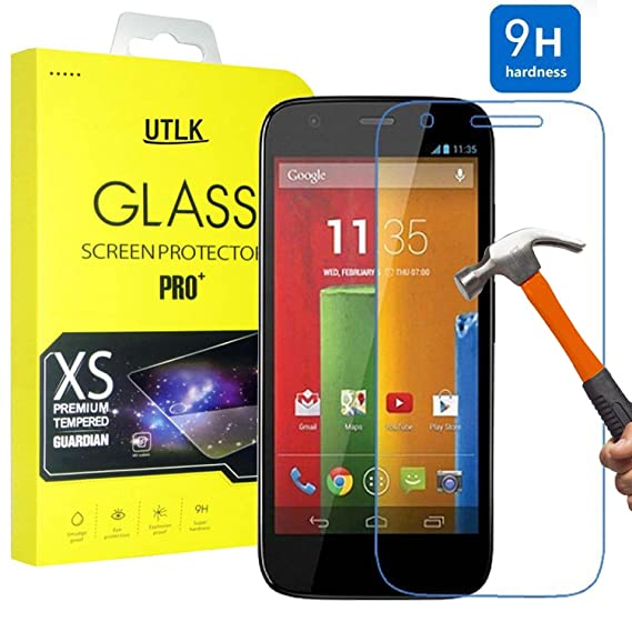 Amazon Moto G Tempered Glass Screen Protectormotorola Moto G