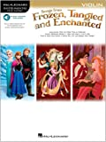 Instrumental Play-Along: Songs From Frozen, Tangled & Enchanted - Violin