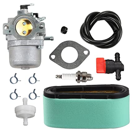 Amazon.com: Panari 799728 carburador + 496894S Tune Up Kit ...