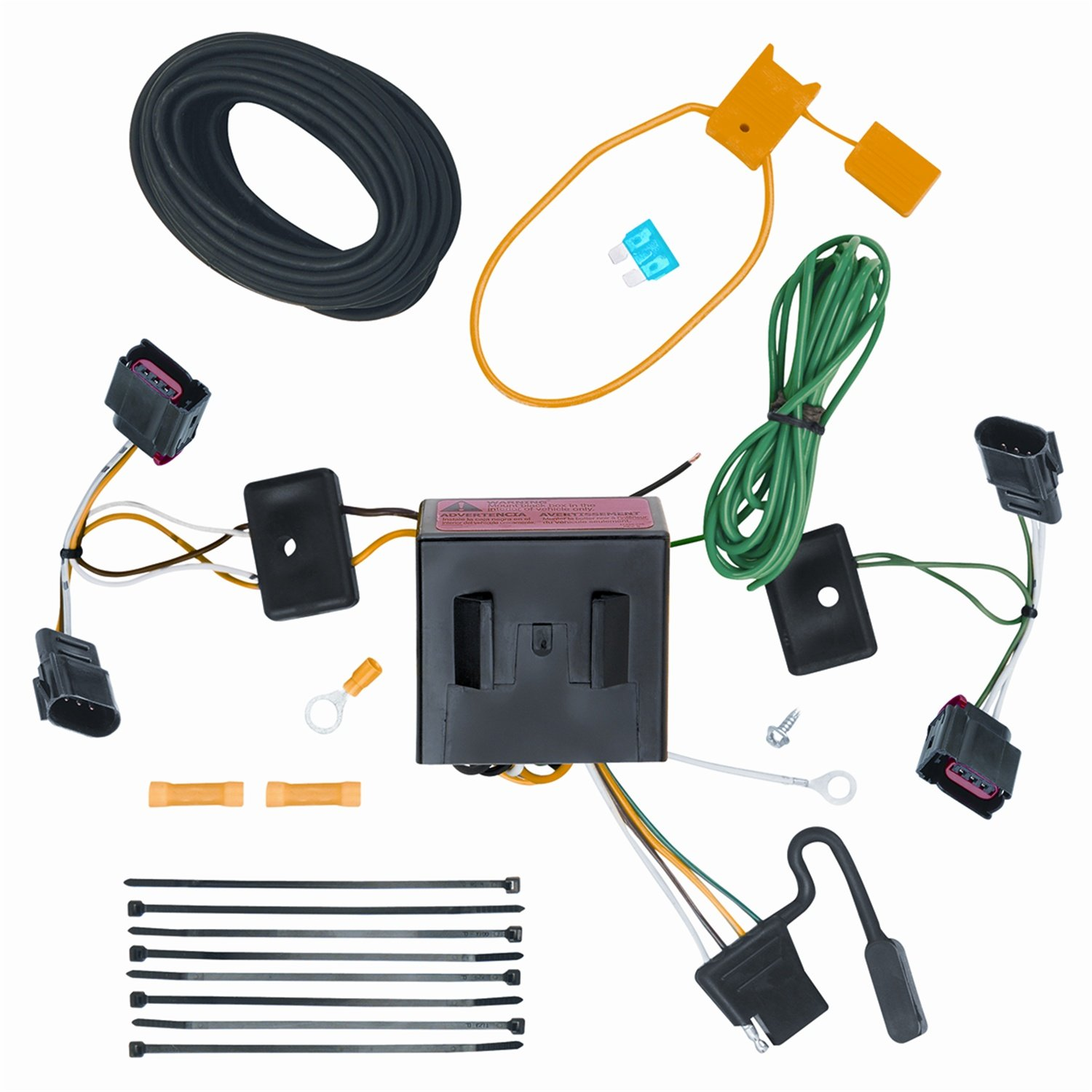 Amazon Trailer Wiring 0812 Jeep Patriot Dodge Caliber 11 – Jeep Wiring Harness For Trailers