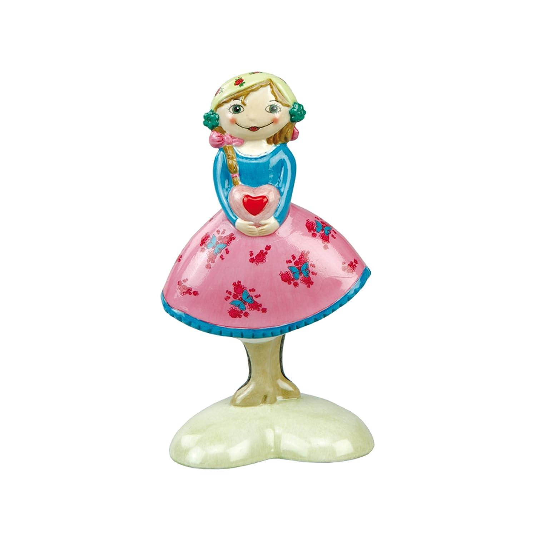 Zuckerpuppe sugar babe Bloomy 11 Eva Maria Nitsche Figur  Goebel