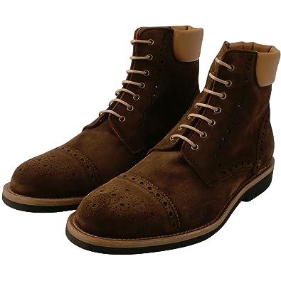 Josh Paris exclusivo, zapatos de hombre-Botines para hombre: Amazon.es: Zapatos y complementos