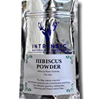 Intrinsic Hibiscus Powder for Hair Growth 100g