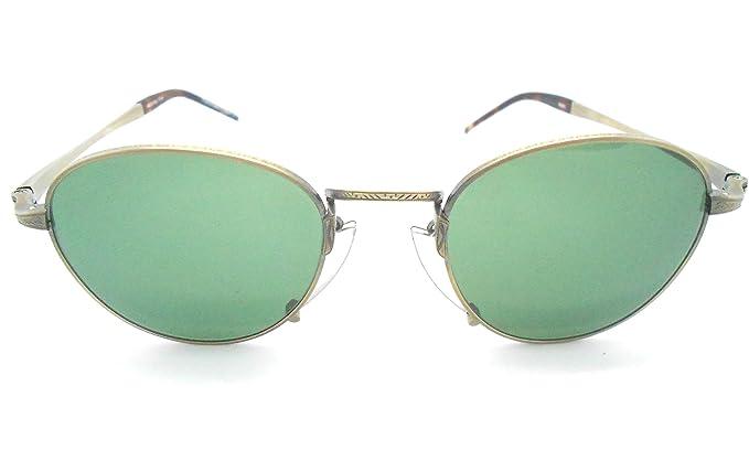 Amazon.com: Matsuda M3045 Oro anteojos de sol: Clothing