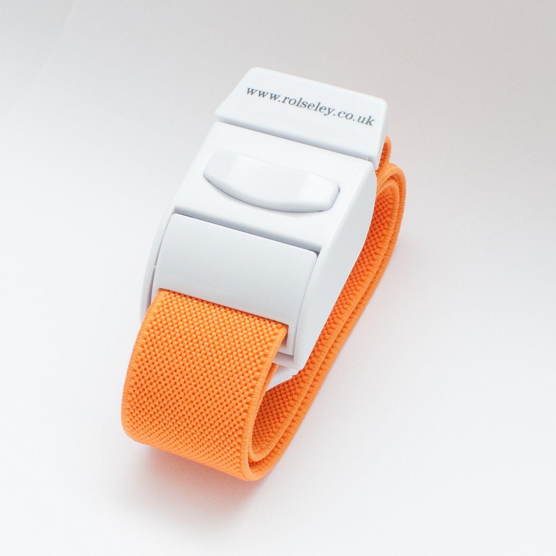 RolSeley - Torniquetes compresor enfermeria médicos, color rosa, naranja y azul: Amazon.es: Industria, empresas y ciencia