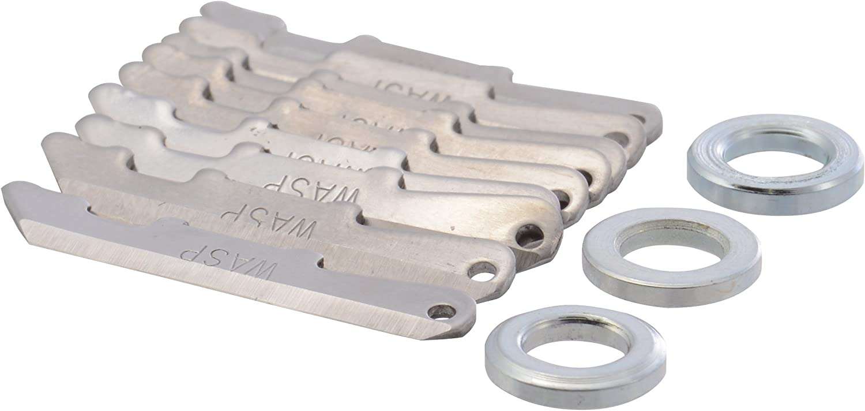 Wasp //Cam Lok Broadhead Hammer 2318 SS Hi-tech Replacement Blades