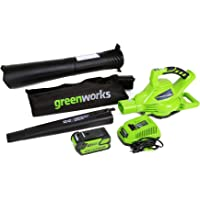 GreenWorks G-MAX 40V 185MPH Variable Speed Cordless Blower