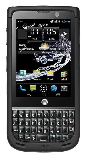 NEC Terrain, Black 8GB (AT&T)