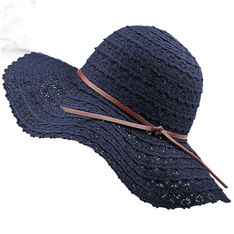 6267ae5d3 Amazon.com: Barry picks Nice Foldable Cotton Beach sun hats for ...