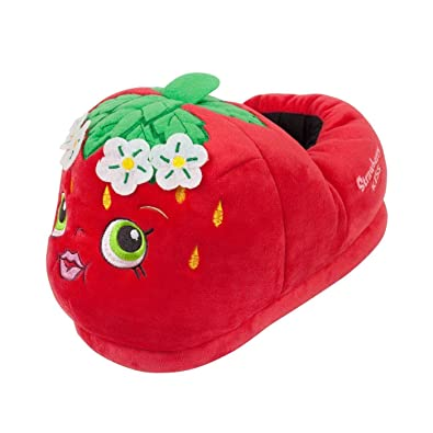 Novelty Strawberry 3D Women/'s Ladies Soft Comfy Slippers Booties