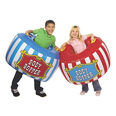 Fun Express Carnival Body Boppers (2 Piece Set) Kids Party Games: Toys & Games