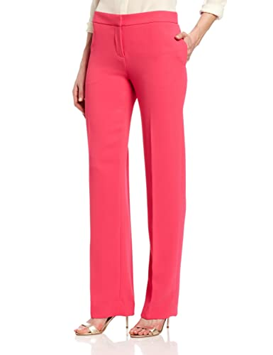 Rachel Roy Collection Women's Crepe Yoke Pant-womens pants-dress pants for women-khaki pants for women