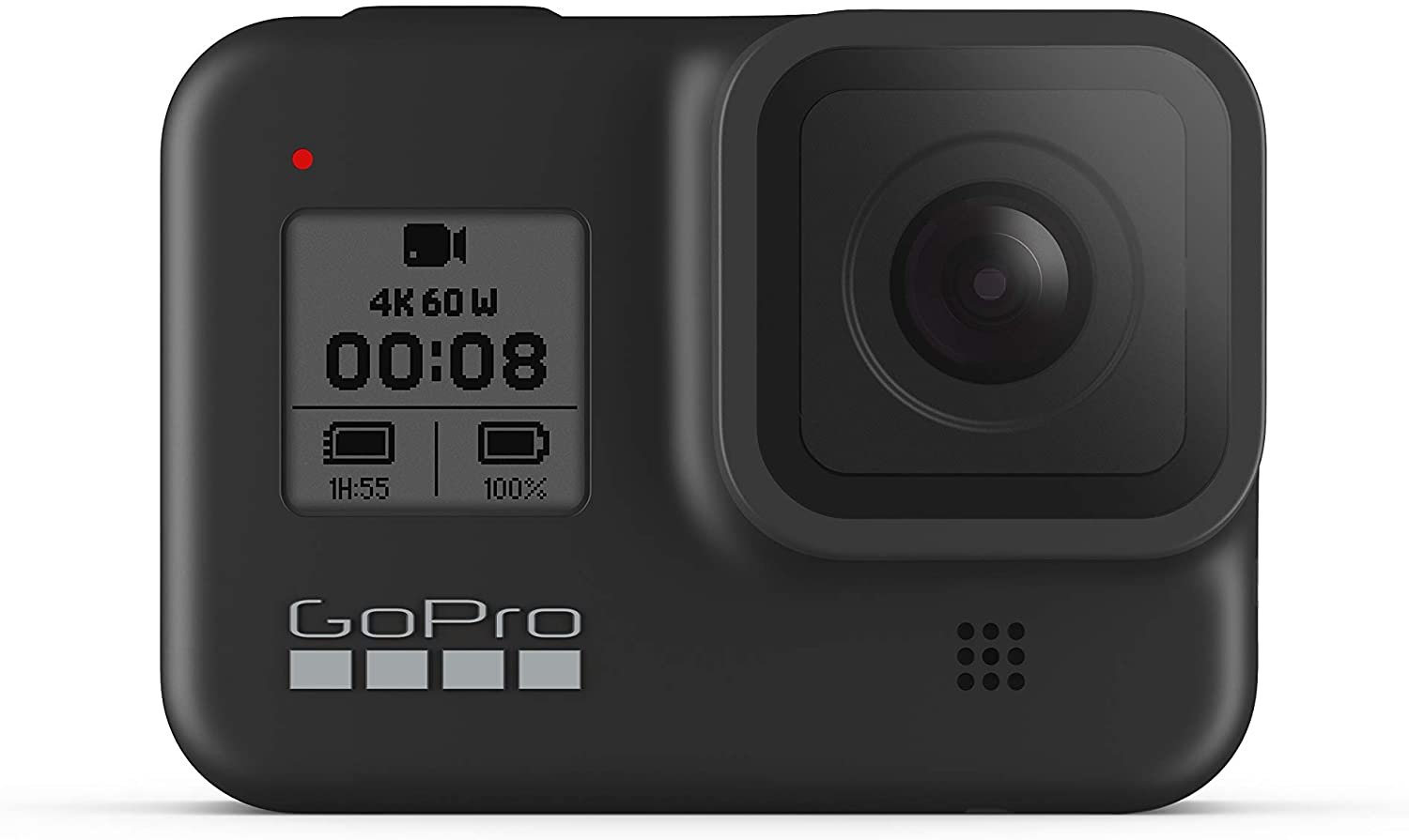 Amazon Com Gopro Hero8 Black Waterproof Action Camera With Touch Screen 4k Ultra Hd Video 12mp Photos 1080p Live Streaming Stabilization Camera Photo