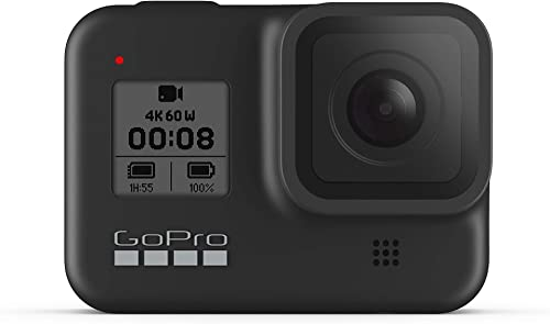 GoPro Hero8 Black - Waterproof Action Camera